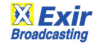 Logotyp av Exir Broadcasting