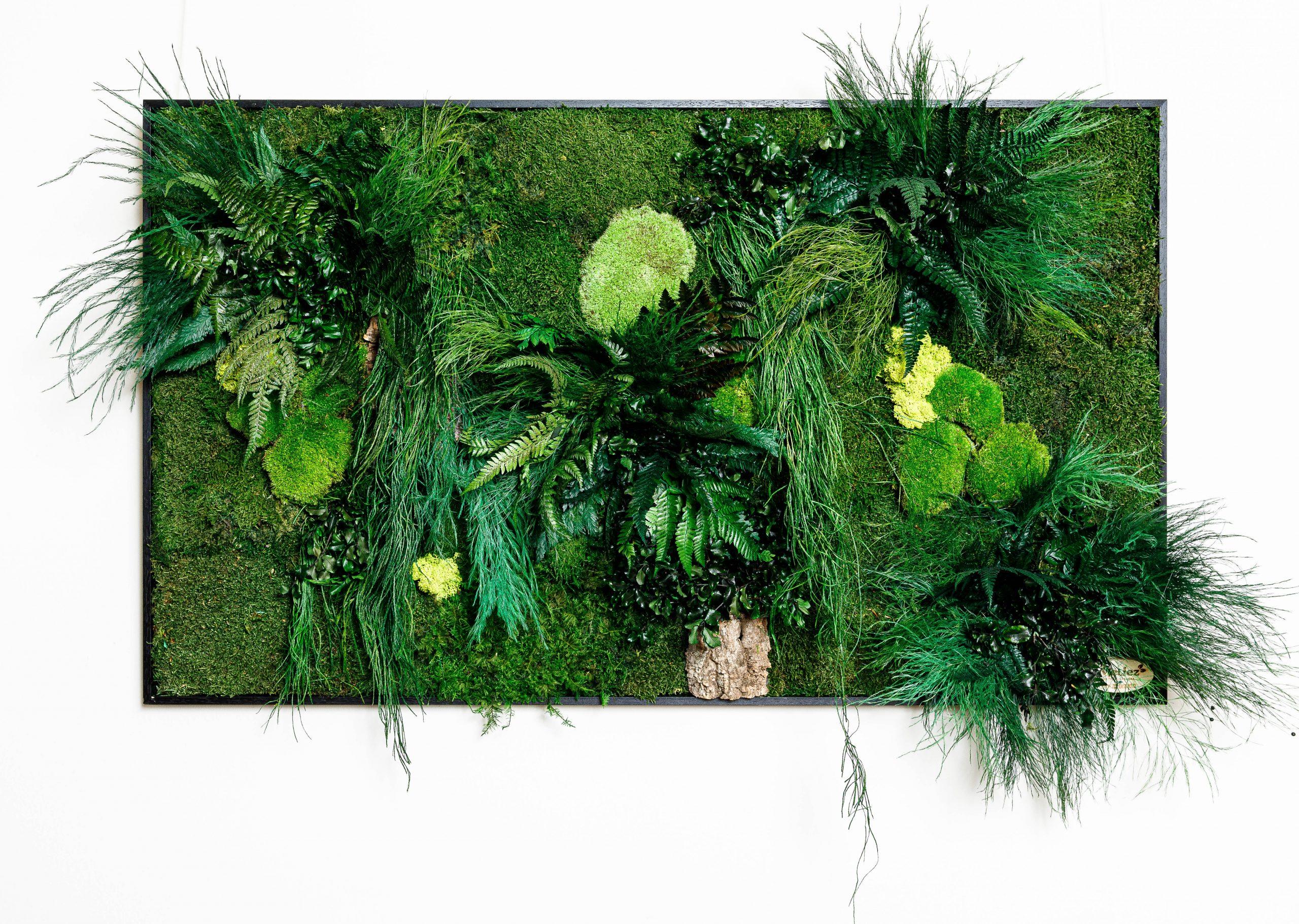 Jungle schilderij op bestelling geheel naar eigen wens