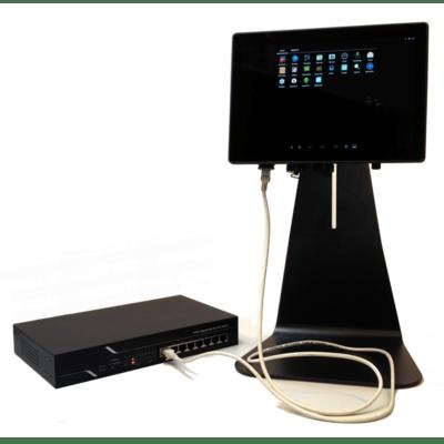 Ontwerpen en produceren van LCD schermen in China