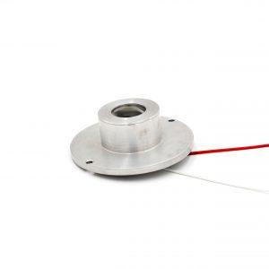 Aluminium behuizing met LED
