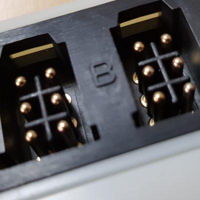 Ontwerp en productie van een contactblock voor aansluiting van 6 elektrische kabels