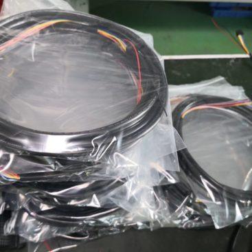 Productie van elektrische kabels