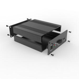 D1001445 – Aluminium behuizing 106B40H110L set