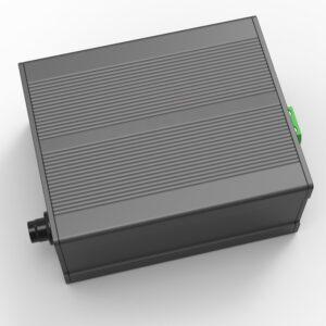 D1001437 – Aluminium behuizing set 76B46H100L bovenaanzicht