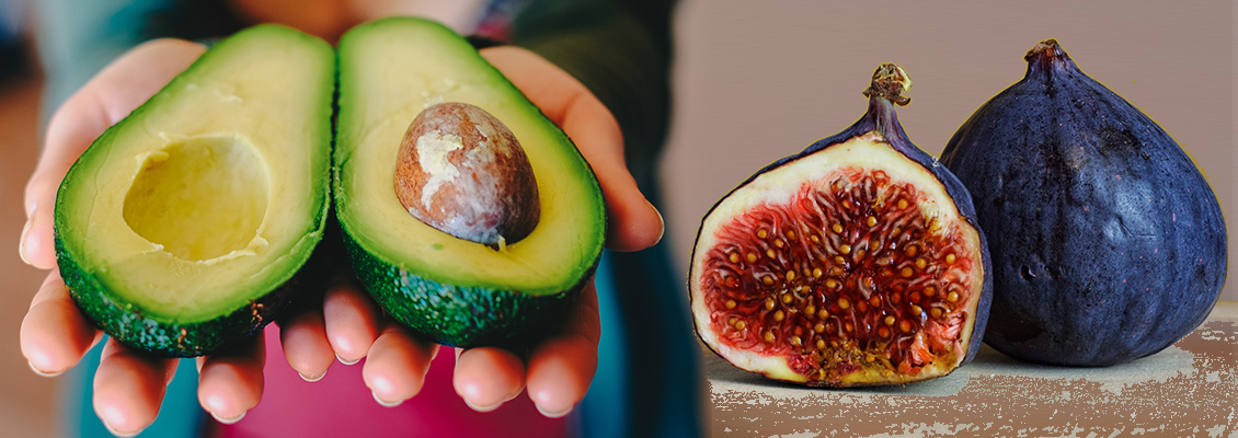 Foodtrend 2018 – Avocado vs Feigen