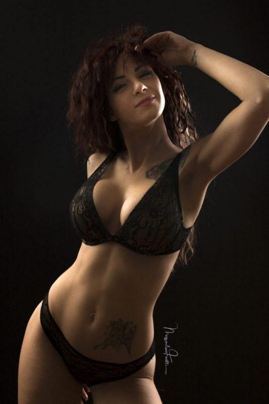 Marina Saba - Modella