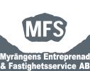 Myrängens Entreprenad & Fastighetsservice Logotyp