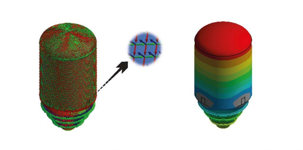 Modelado 3D (elementos finitos)