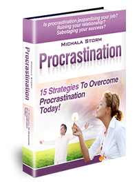 Procrastination - motivational strategies