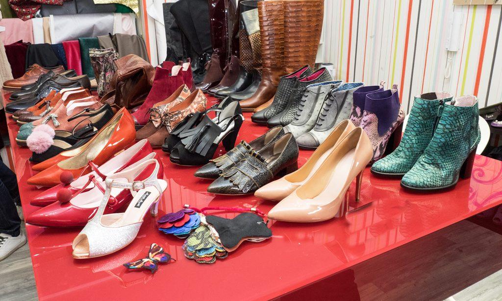 scarpe artigianali da donna by michelle morelli