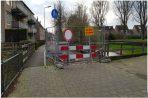 Werkzaamheden houten brug Beiaard-Spinhuisweg