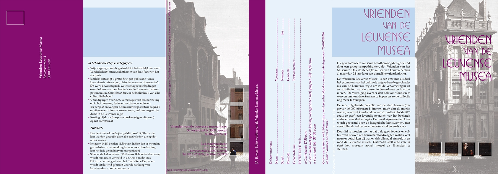 Flyer Museum Leuven