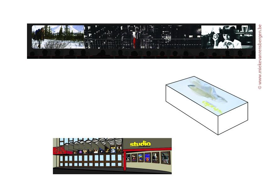studio filmtheaters project zakdoekendoos