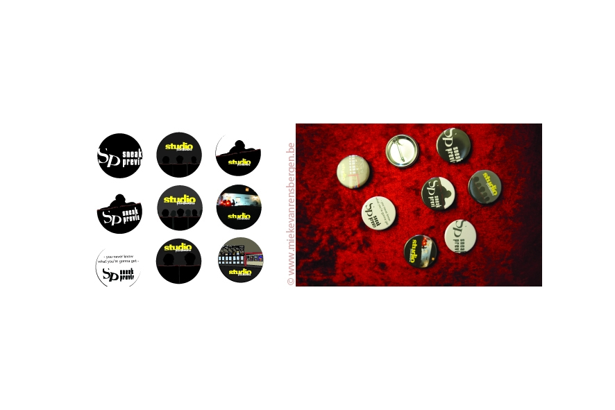 studio filmtheaters project buttons