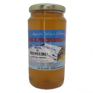 Miel de romero - Envase de 400 gramos