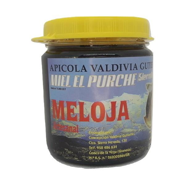 Meloja, hecha con miel y frutas naturales