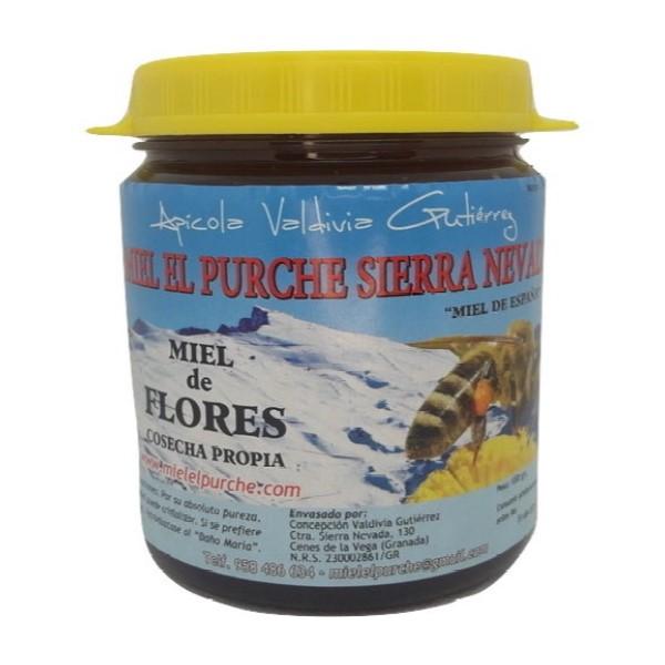 Miel de flores - Envase de un kilo
