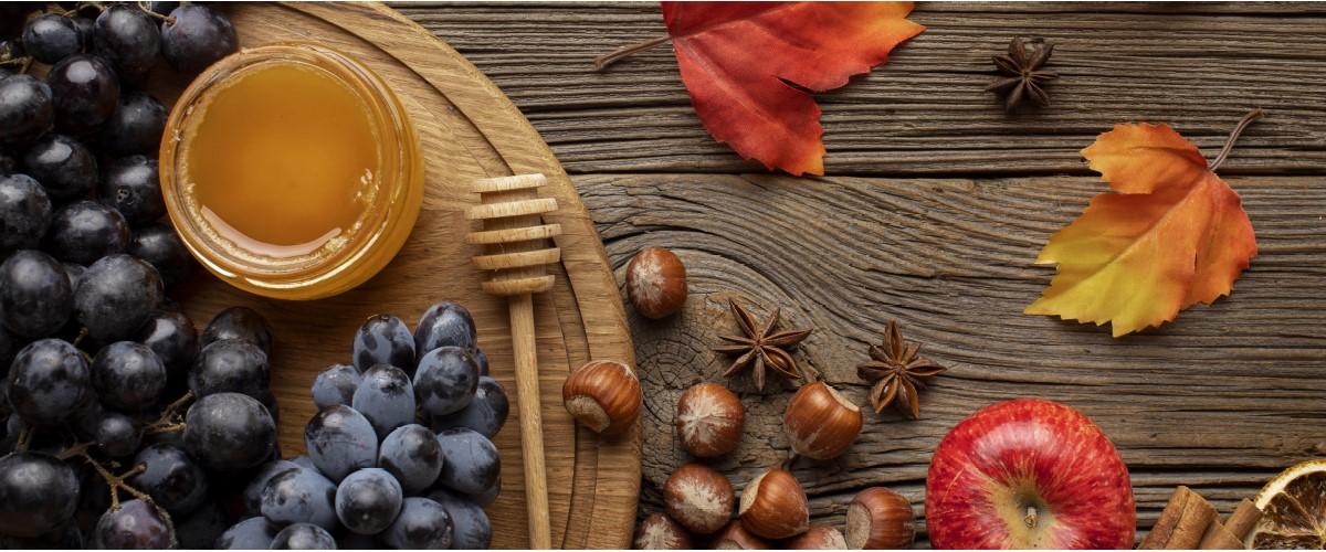 Miel en otoño