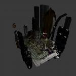 Gone City - Second Blender Import attempt