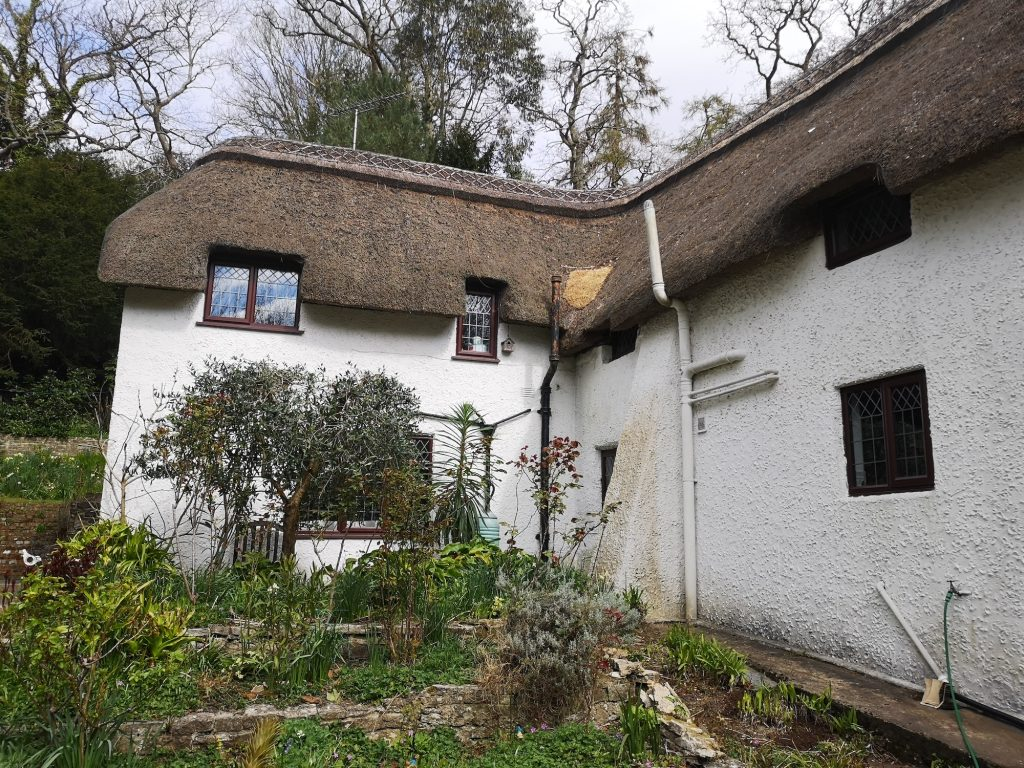 Thatching Repair Services UK