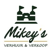logo mikey's verhuur springkastelen