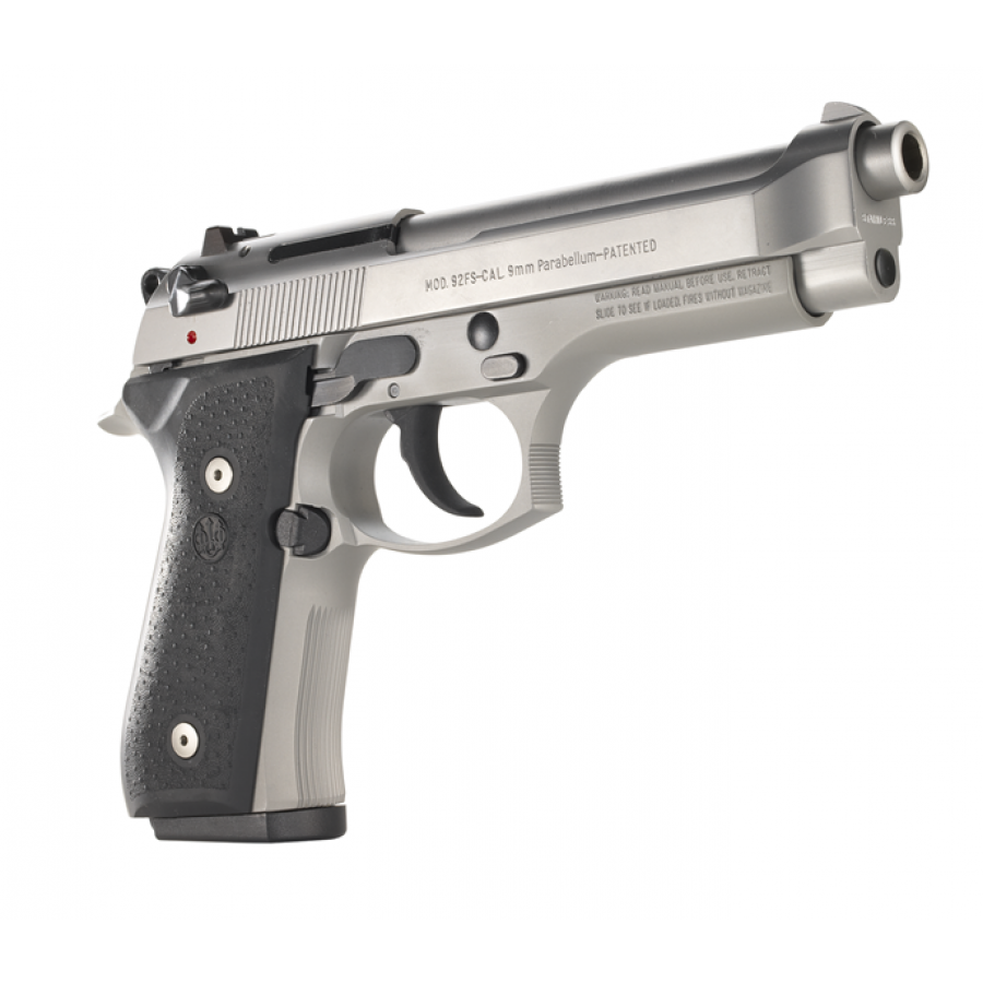 Beretta 92 FS inox - 9 mm