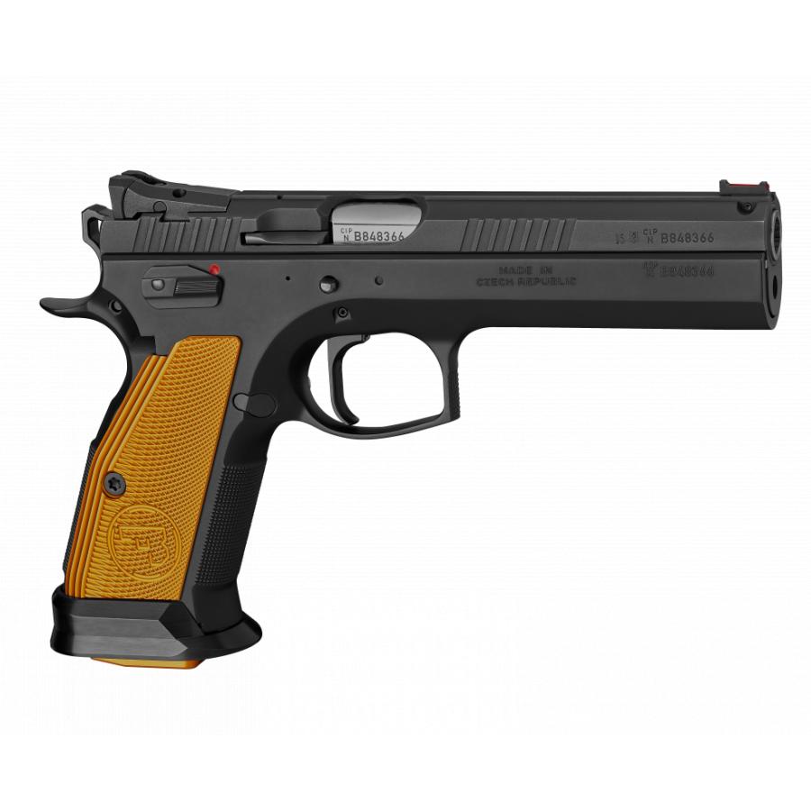 CZ 75 Tactical Sport Orange - 9 mm