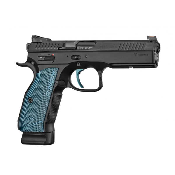 CZ Shadow 2 Single Action - 9 mm