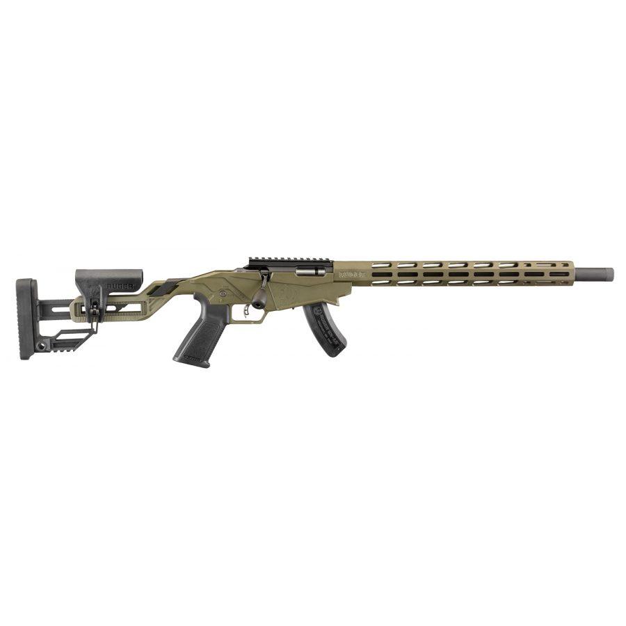 Ruger Precision Rimfire OD Green - .22 LR