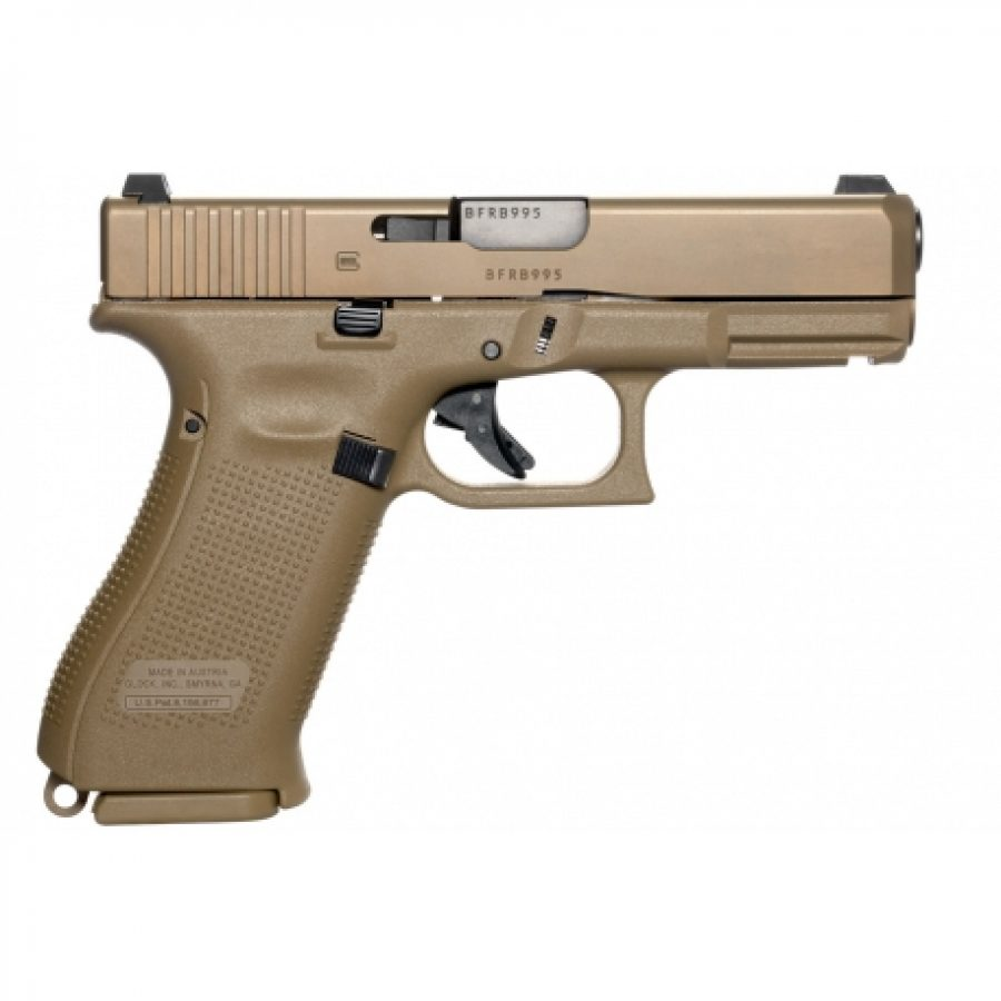 Glock 19X - 9 mm