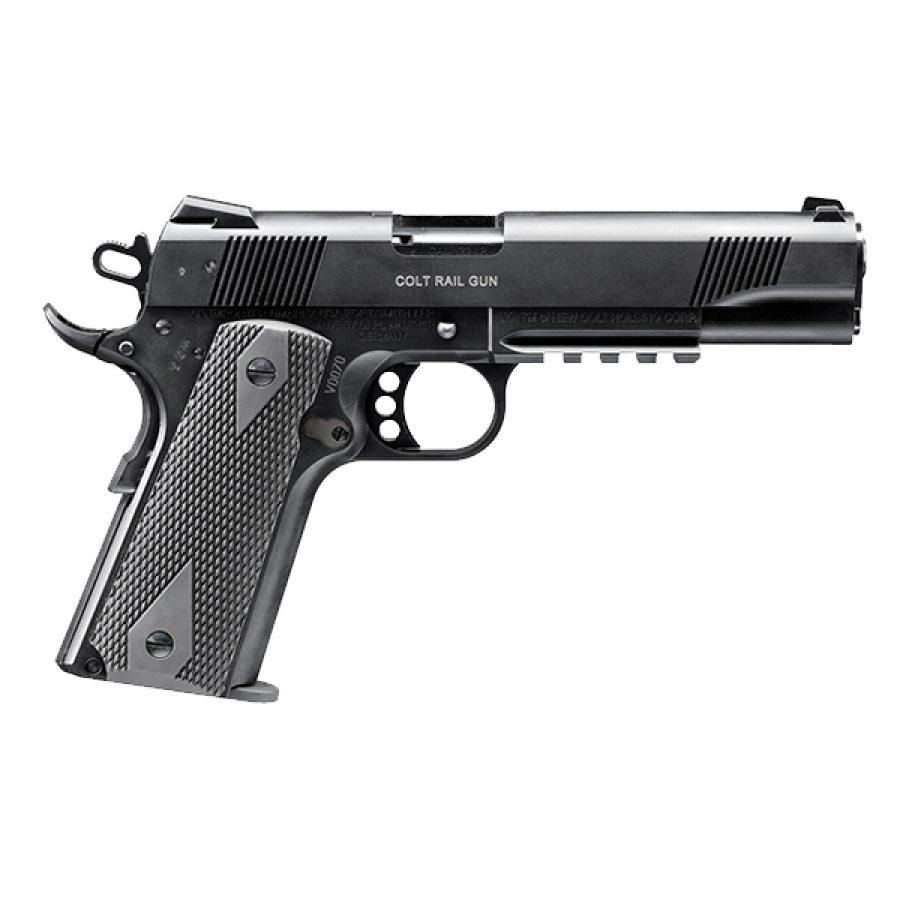 Colt 1911 Rail Gun .22lr