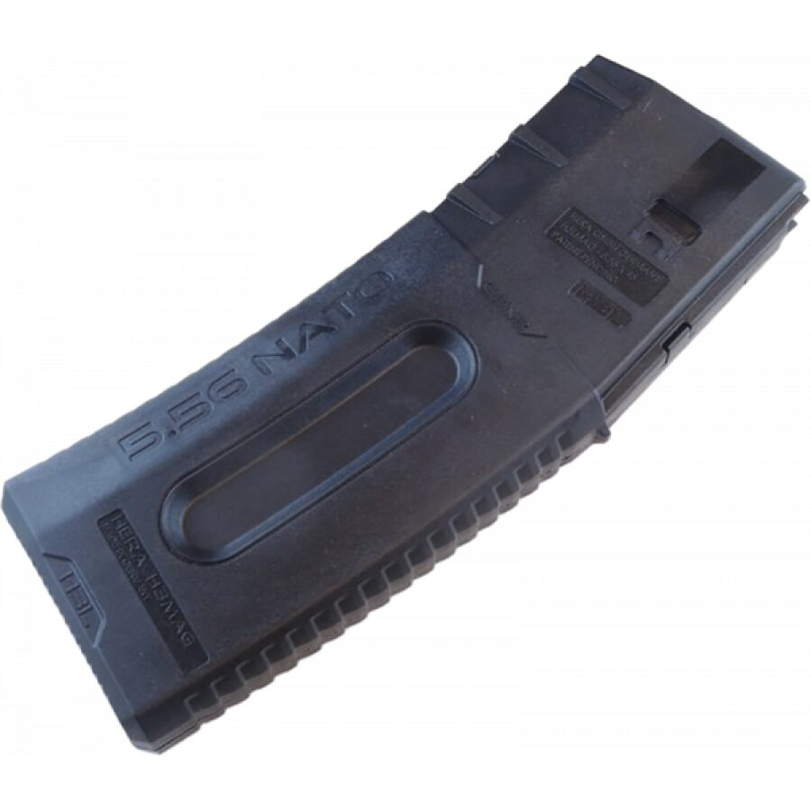Hera Arms 10 schots magazijn H3L zwart