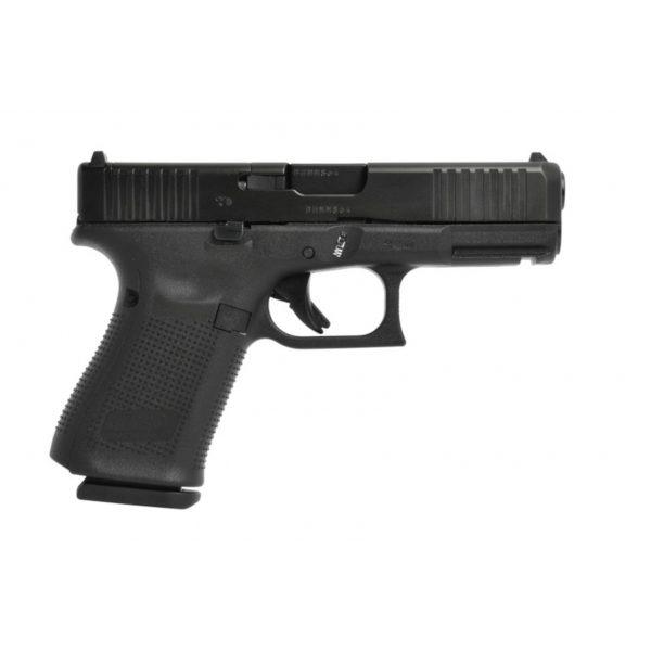 Glock 19 Gen 5 MOS 9 mm