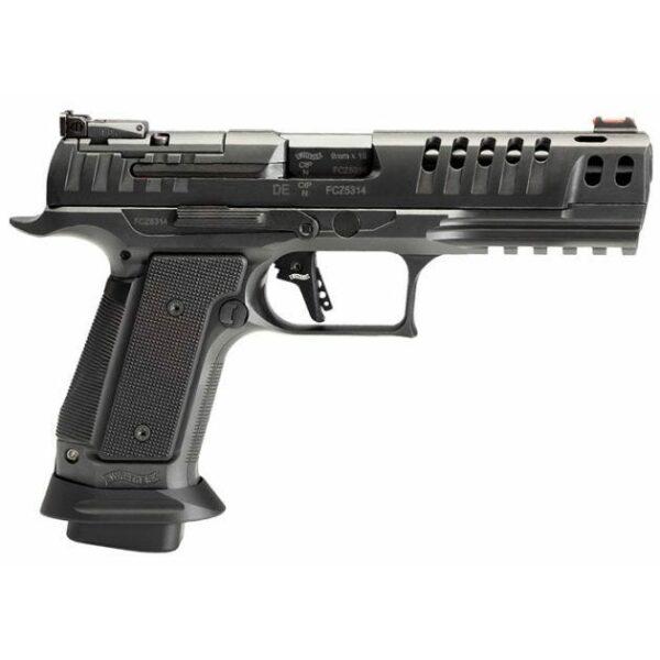 Walther Q5 Match SF Black Ribbon 9 mm