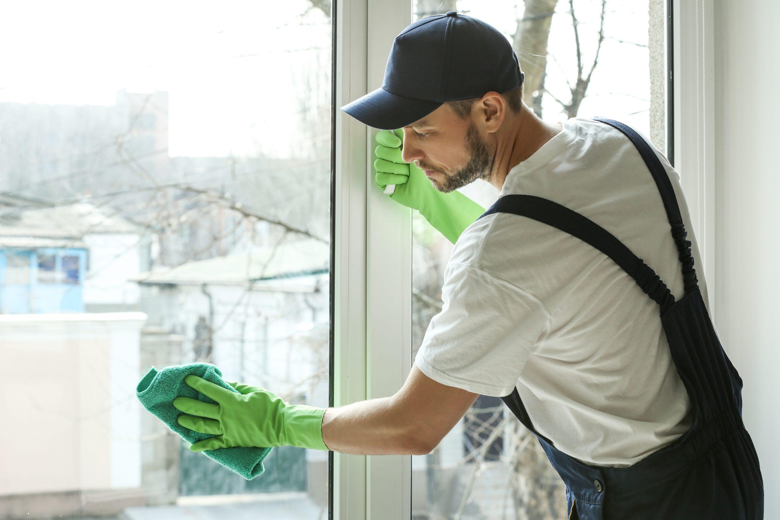 Gode råd til at blive miljøvenlig vinduespudser