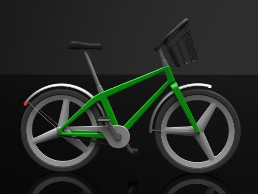 Bycykel 15