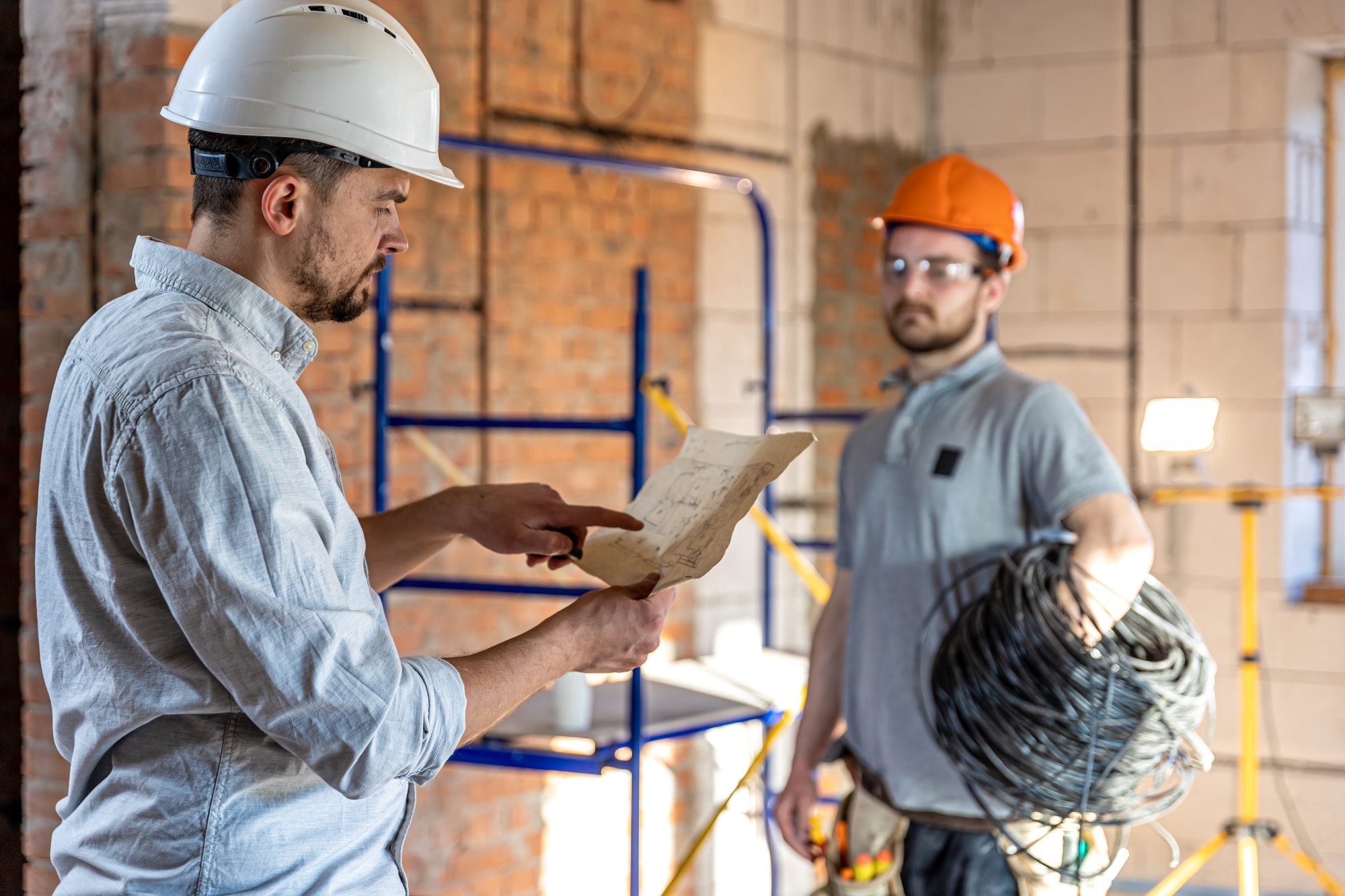 Byggestrøm - alt du bør vide om nyt el