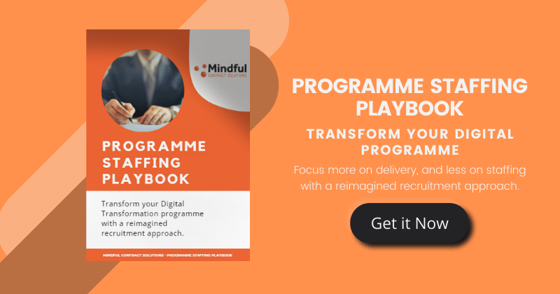 Programme Staffing Playbook