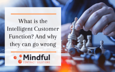 What is the Intelligent Customer Function? And why they can go wrong