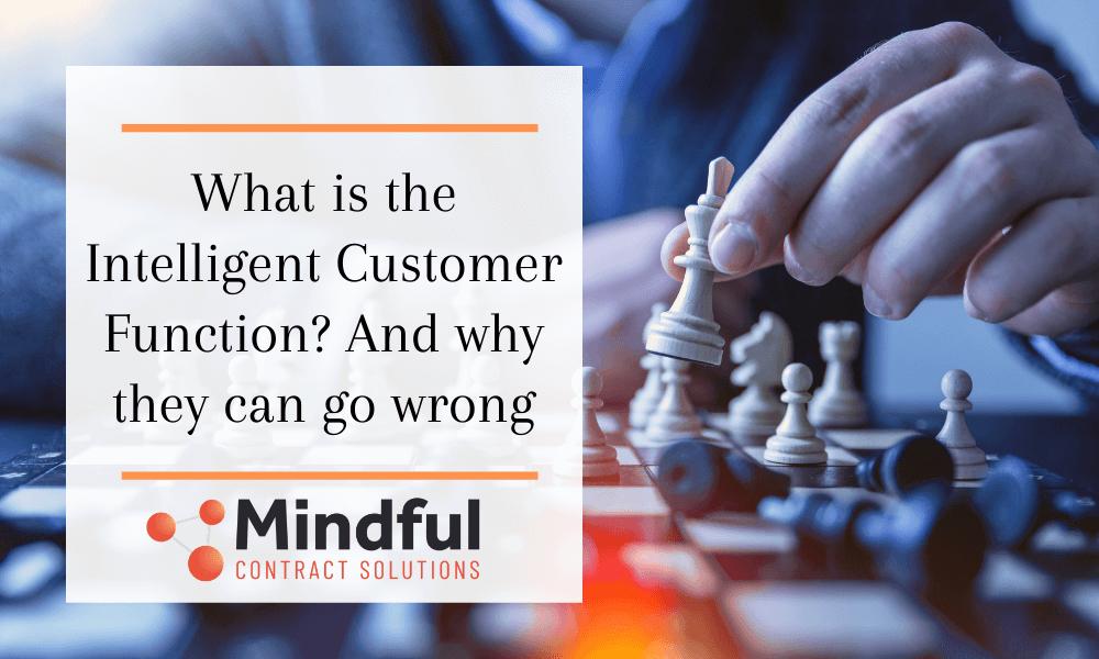 Intelligent Customer Function