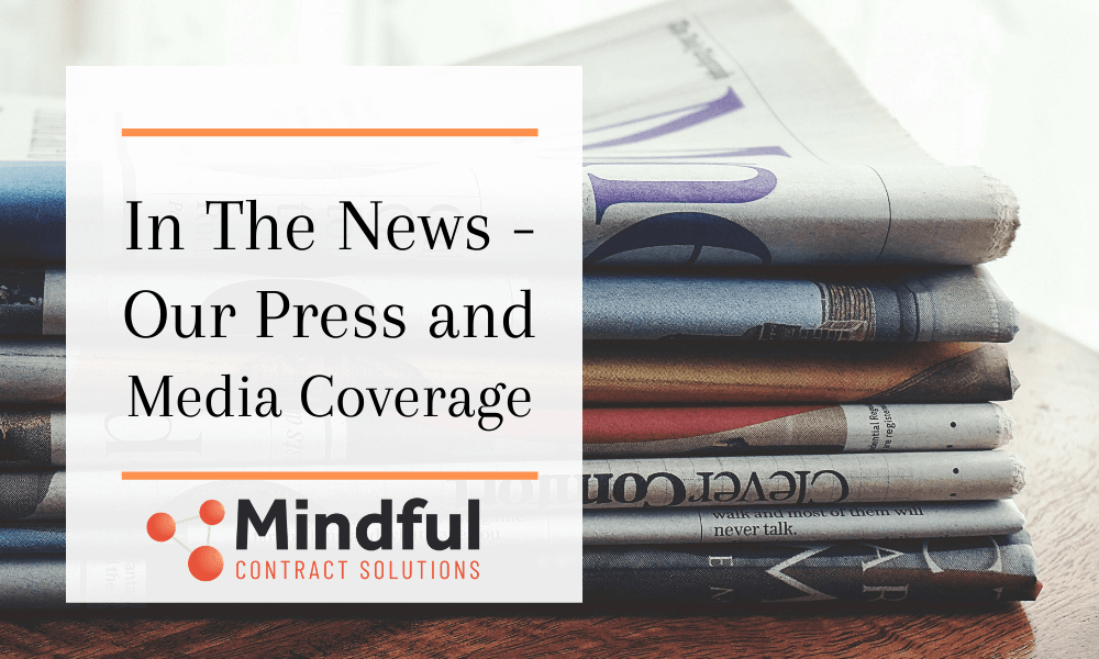 In the news - press and media