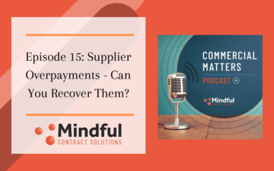 Episode 15: Supplier Overpayments – Can You Recover Them?