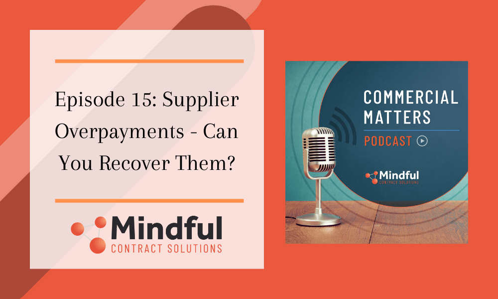 Supplier Overpayments