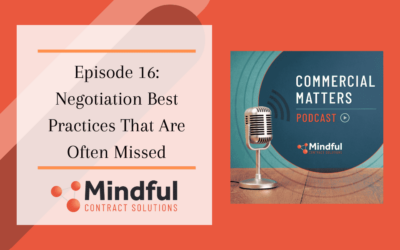 Episode 16 : Negotiation Best Practices That Are Often Missed