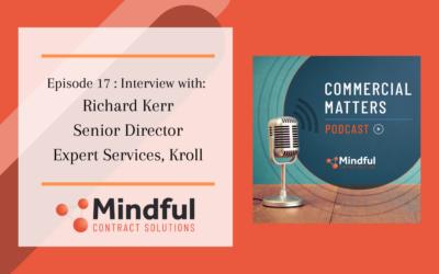 Episode 17 – Interview with Richard Kerr, Kroll