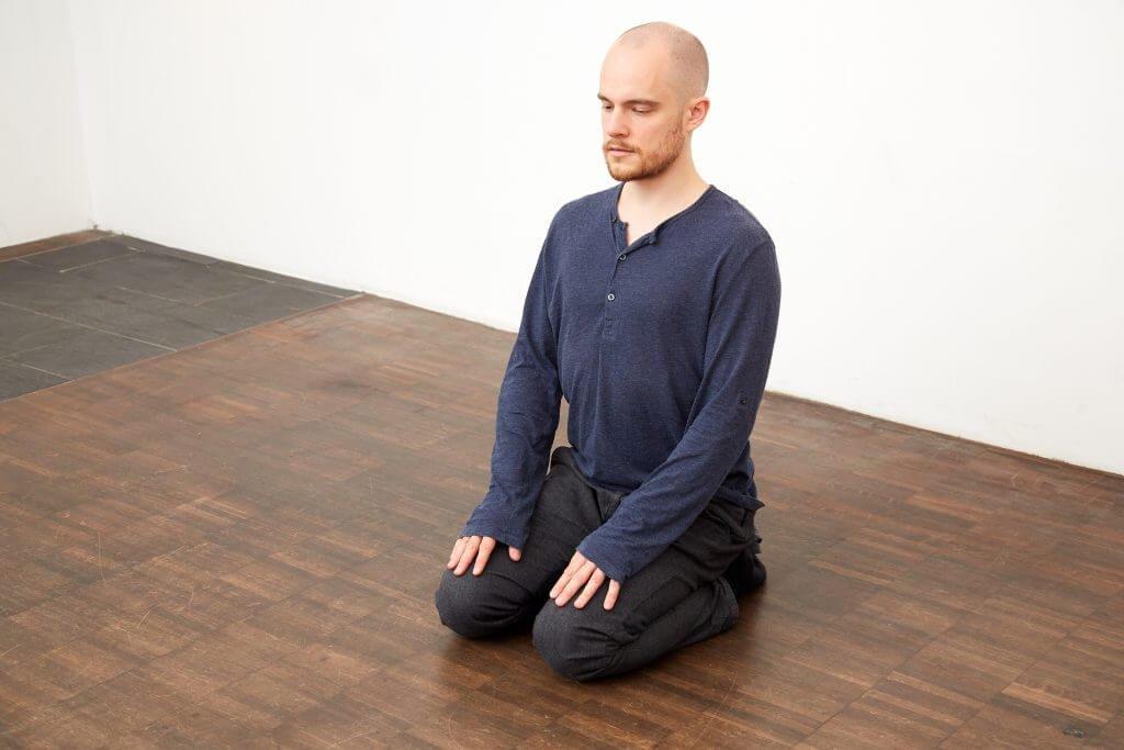 Meditation sitzen