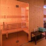 retreat sauna