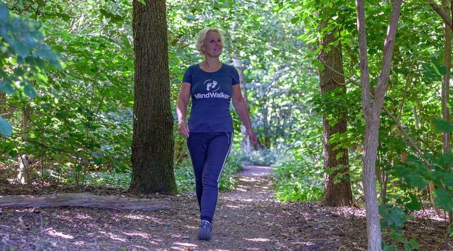 Jolanda Hogenbirk, MindWalker, coachen in de natuur