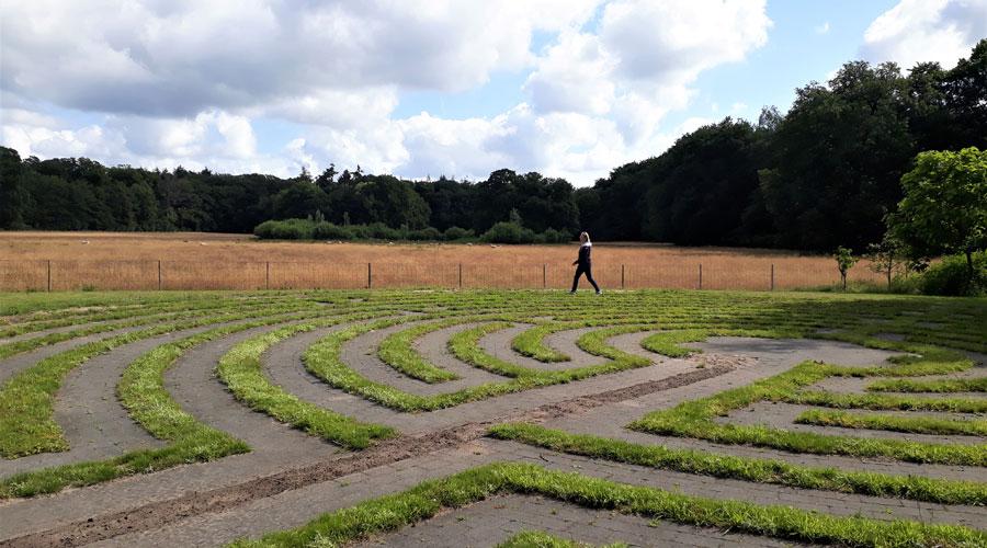 Labyrintwandeling Amsterdam en omgeving, MindWalker