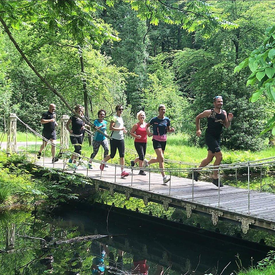 MindWalker, Mindful hardlopen, Mindful Run Amsterdam